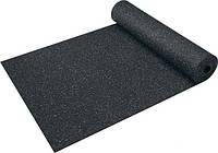 Рулонное резиновое покрытие для тренажерных залов Eco Sport