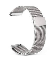 Ремешок BeWatch миланская петля для Xiaomi Amazfit BIP Silver (1010218)