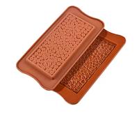 Силиконовая форма для шоколада Шоколадная плитка кофейные зерна