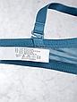 Комплект жіночої нижньої білизни Acousma A6456BC-T6456H оптом, чашка B, колір Синій-Пудра, фото 5