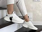 Жіночі кросівки Adidas (білі) 9253, фото 2