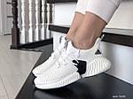 Жіночі кросівки Adidas (білі) 9253, фото 4