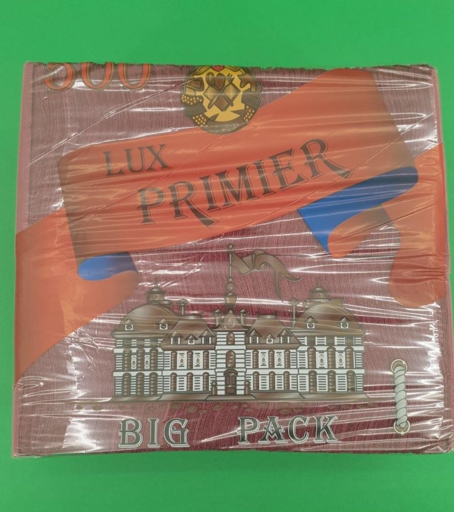 Бумажная салфетка 500лист Премьер Бардо (1 пач)