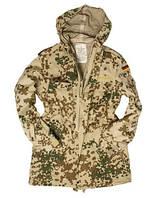 Парка куртка армии Германии тропентарн