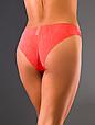 Трусы женские Acousma P6442H оптом, цвет Коралловый, фото 3