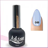 Гель лак Lukum Nails № 048
