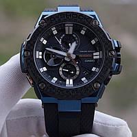 Часы Casio G-SHOCK GST-B100XB-2ABluetooth Carbon Core Guard, фото 1