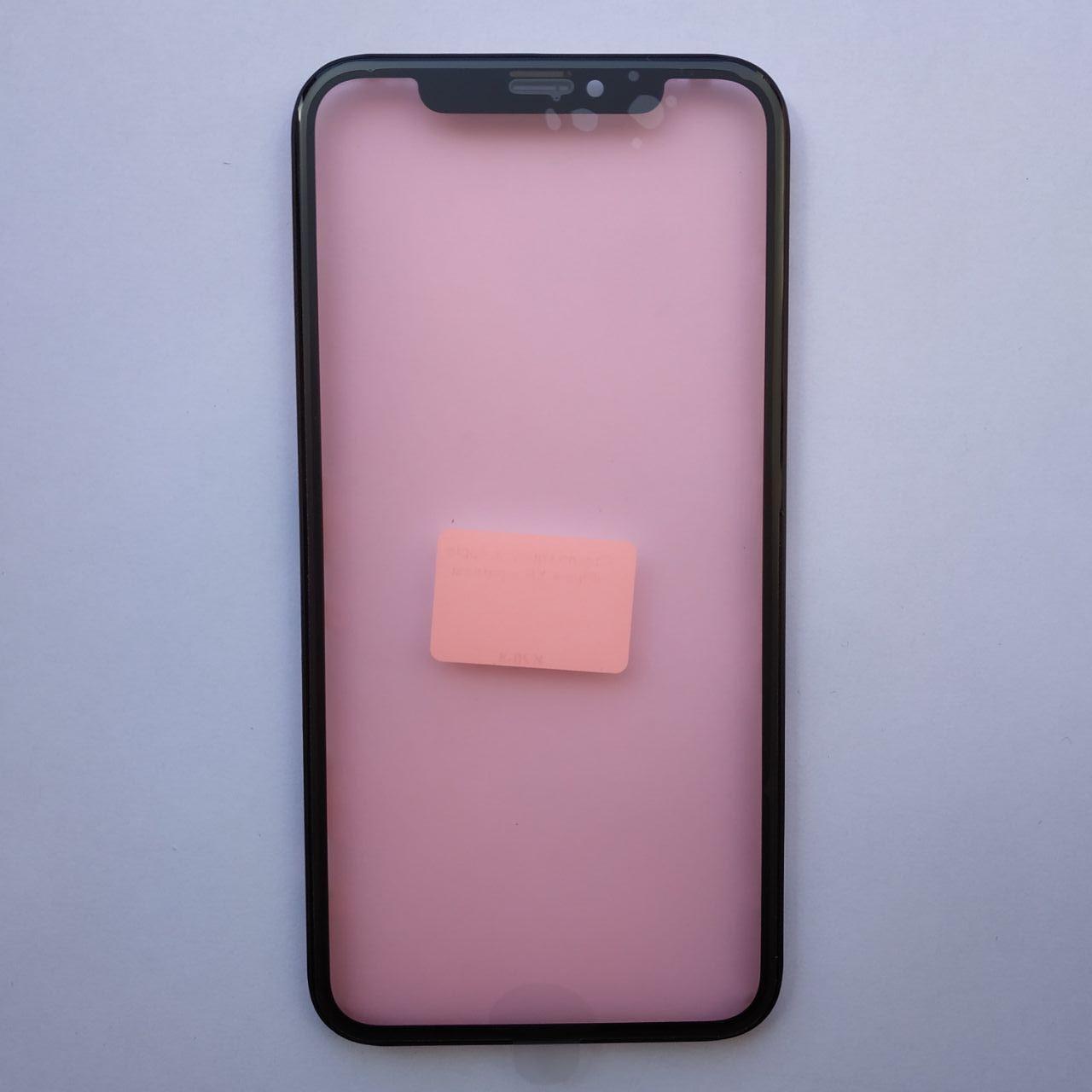 Скло корпусу Novacel для Apple iPhone XR з рамкою
