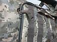 Тактический рюкзак камуфляж цифра, пиксель, ВСУ 80 л, фото 5