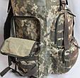 Тактический рюкзак камуфляж цифра, пиксель, ВСУ 80 л, фото 9