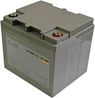 Аккумулятор мультигелевый Logicpower LP-MG 12V 45AH, (AGM) для ИБП