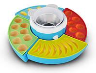 Аппарат для изготовления желе Camry CR 4468 с формочками Разноцветный (5908256837713)