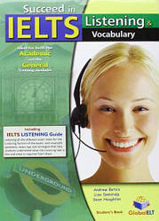 Succeed in IELTS Listening and Vocabulary Self-Study Edition
