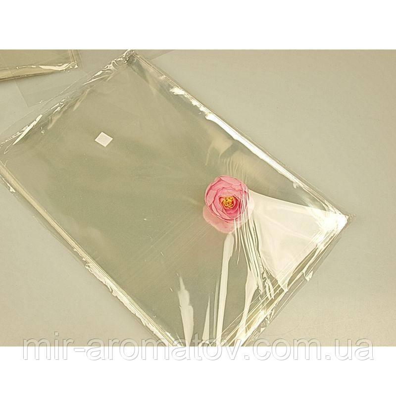 Пакет прозорий 12 на 25 см (10шт)