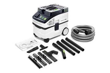 Пылеудаляющий аппарат CLEANTEC CT 15 E-Set