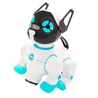 Собака-робот Smart Dancer синего цвета - Танцующая собака робот
