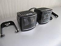 Дополнительные LED фары ближнего света GV-30W СТГ.- 2шт.- не слепят встречных.://gv-auto.com.ua