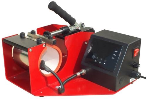 Термопресс для кружек MP-70BA горизонтальный (1 элемент)