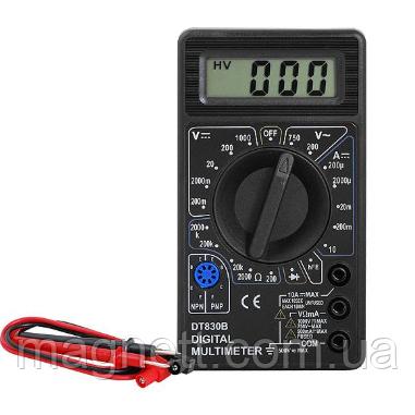 Мультиметр универсальный DT830B