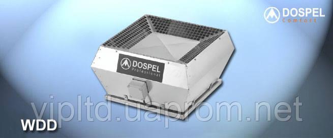 Вентилятор DOSPEL WDD 400-L1 промышленный крышный центробежный, Евросоюз, Польша - Интернет-магазин VIPLTD в Харькове