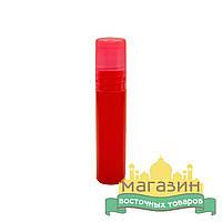 Флакон пластиковый 3мл, для масляных духов, (3 цвета)