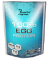 Powerful Progress 100% Egg Protein 1000 g Ваниль