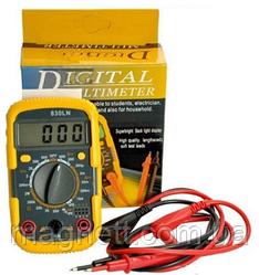 Мультиметр DIGITALE UK-830LN