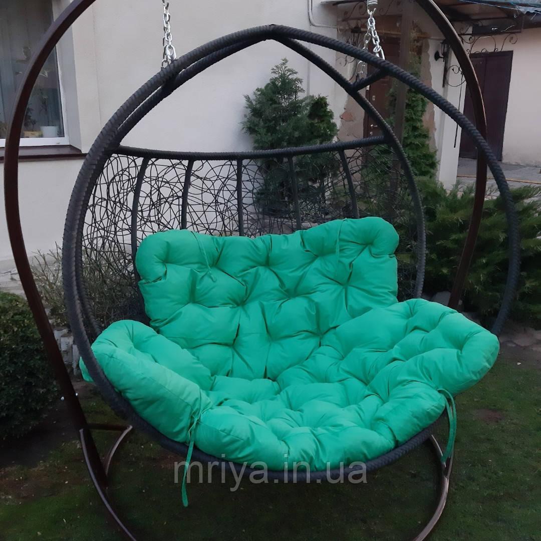 Крісло кокон 2х місний без криші
