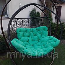 Кресло кокон двухместный без крыши