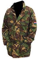 Куртка армии Голландии трёхслойная (Мех+Гортекс)