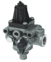 Тормозной кран Wabco 9753034730 для Wabco, Mercedes, DAF, Iveco, MAN, RENAULT, Volvo