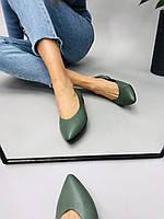 Балетки женские кожаные 36, 37, 38, 40 +video