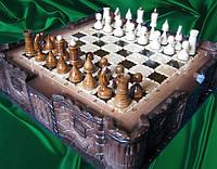 """Купить шахматы """" Крепость """""""