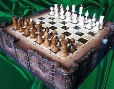 """Купити шахи """" Фортеця """""""