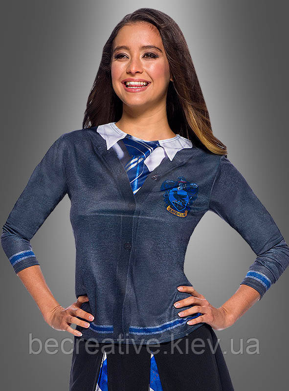 "Женская рубашка Ravenclaw ""Гарри Поттер"""