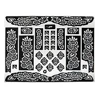 Трафареты для мехенди, роспись по телу хной, биотату (Разные рисунки)