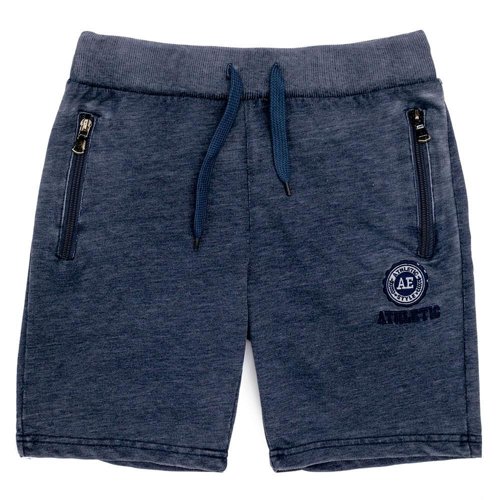Шорты для мальчиков Urchin 134  синие 3795