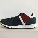 Кросівки чоловічі сині з червоним LaVento, фото 7