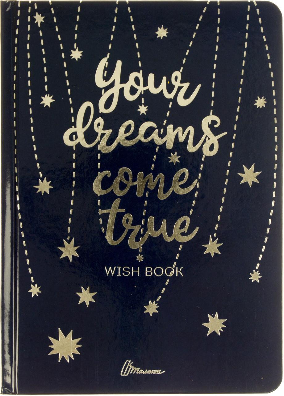 "Блокнот A5 ""Альбом друзів.Your dreams come true"" (укр.) №7508/Талант/(24)"