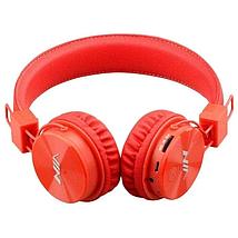 Навушники безпровідні Bluetooth НЯ MRH-помаранчеві 8809, фото 3
