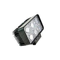 Світлодіодна LED Фара робочого світла 12-24v CYCLONE WL-304 18W EP6 FL SW