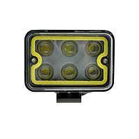 Світлодіодна LED Фара робочого світла 12-24v CYCLONE WL-306 32W EP6 + COB SP SW