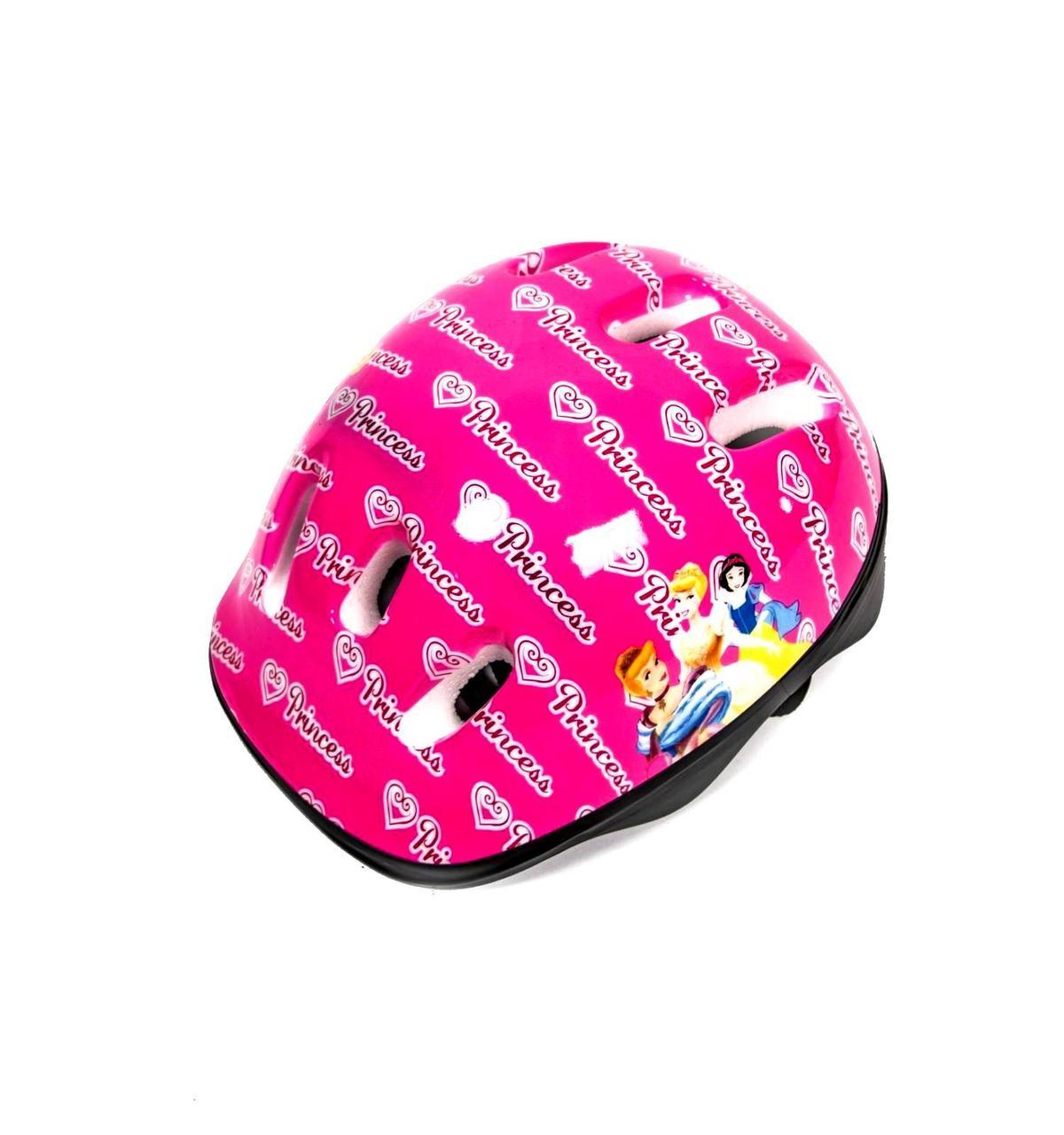 """Шлем детский розовый """"Принцессы Дисней"""""""