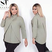 Женская блузка-туника