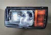 Фара ВАЗ-2104,2105,2107 ліва, жовтий покажчик повороту (Формула світла), фото 1