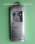 Гарнитура (наушники с микрофоном) X3 для смартфонов, цвет - серебристый, фото 3