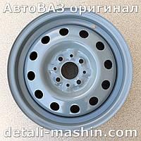 Диск колесный ВАЗ 2110 2111 2112 R14 стальной серый (пр-во АвтоВАЗ)