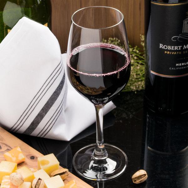 """Пара больших винных бокалов в подарочной упаковке Luminarc """"Магнум Сепаж"""" 2 шт 580 мл (P3163)"""