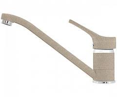 Кухонный смеситель гранитный Kernau KWT 03A Sand