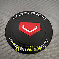 Наклейка для дисків Vossen. 65мм. Метал. ( Воссен )